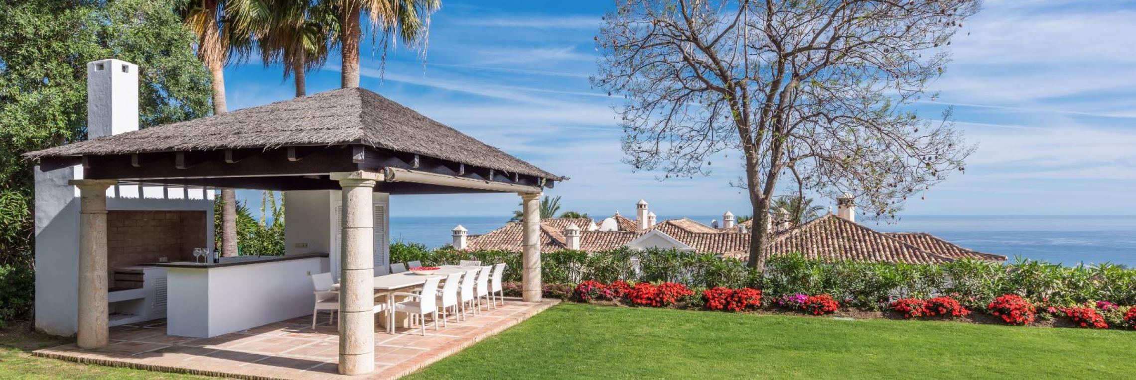 Villa Pashmina – Marbella
